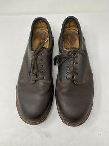 doc martens men's made in england casual oxford shoes size