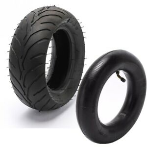 Pocket Bike Inner Tube 110//90-6.5 Type Tire For Gas /& Electric Scooter Bike 2