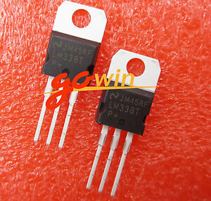 5pcs lm338t lm338 voltage regulator 1 2v to 32v 5a to 220 ebay lm317 voltage regulator linear voltage regulator ic