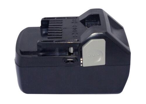 DV 18 DSDL Power smart 18v 4000mah Batterie pour Hitachi DS 18dsl FCG 18dal
