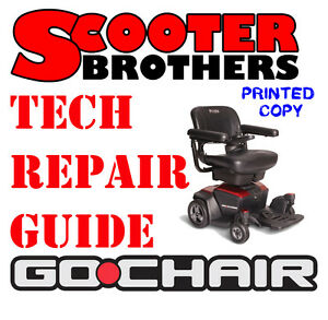 ultimate service guide for pride go chair scooter technical repair rh ebay com kymco mobility scooter service manual Walmart Handicap Scooter