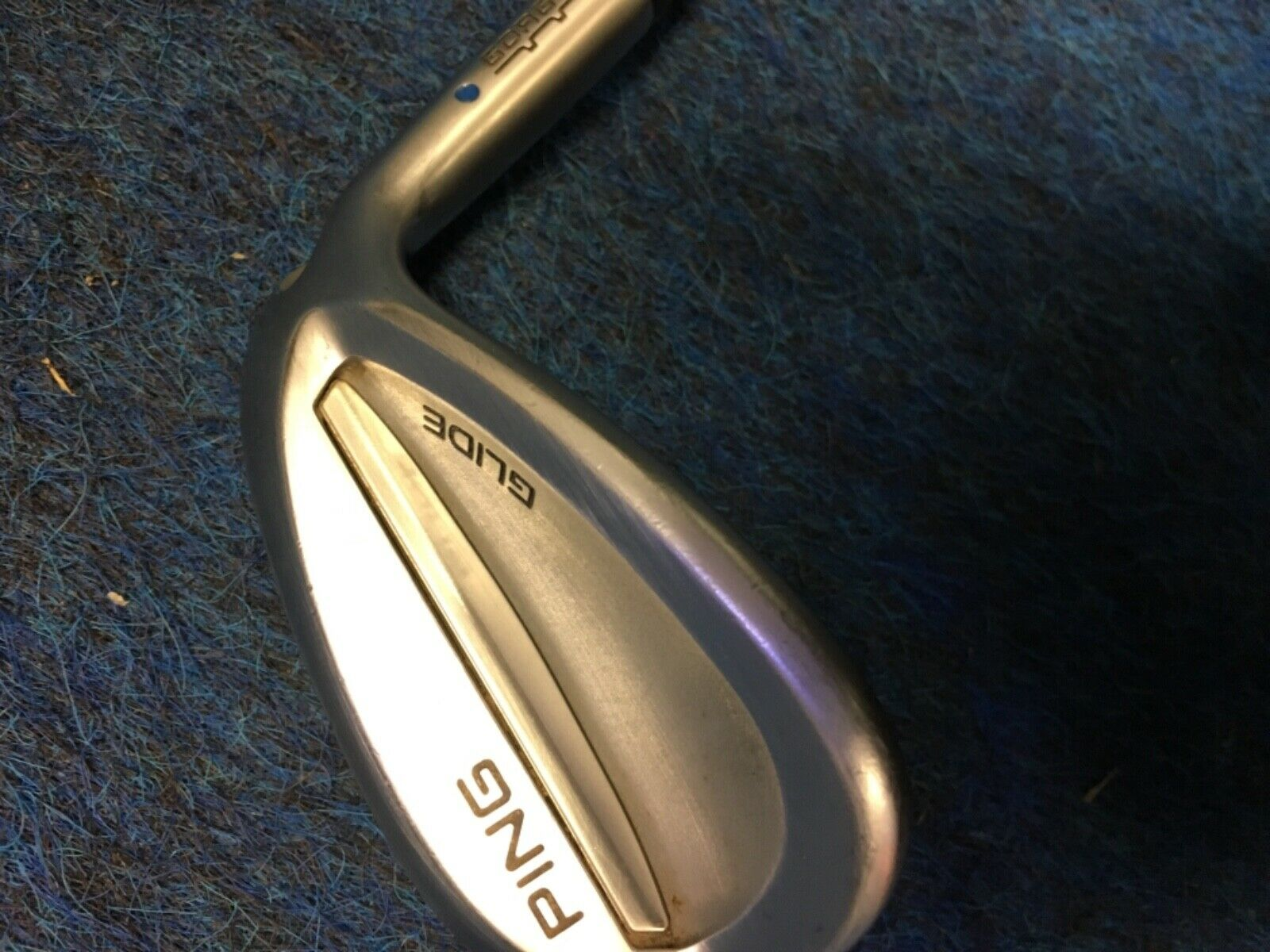 Ping glide 56degree right hand sand wedge