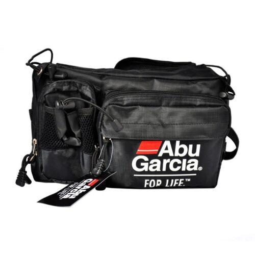 600D Nylon ABU GARCIA Multi-pocket Fishing Bag  Fishing Tackle Accessories