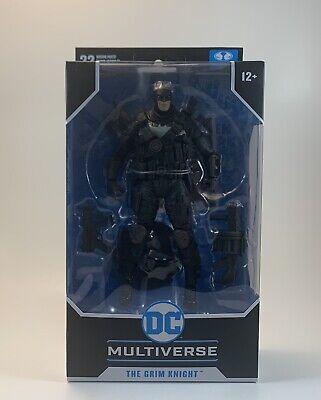 McFarlane DC Multiverse Batman The Grim Knight WALMART EXCLUSIVE Figure IN HAND