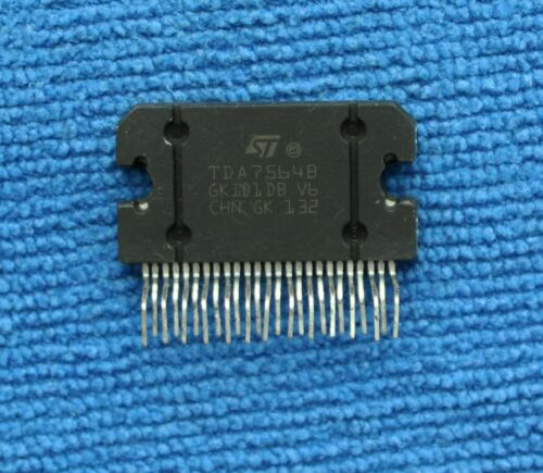 1pcs TDA7564B 4 x 50W multifunction quad power ZIP
