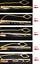 Metallo-Tie-Clip-Holder-Fibbia-DA-UOMO-Bar-Pin-Nozze-semplice-Pin-Regalo-Argento-e-Oro miniatura 1