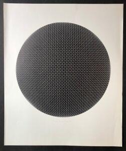Ludwig-WILDING-Ohne-Titel-serigraphie-1967-mano-firmato-e-datato
