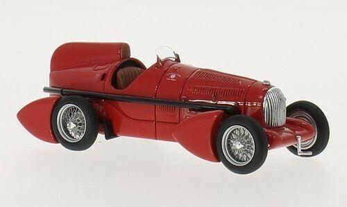 Alfa Romeo P3 tipo B aerodinámica 1934 1 43 46295