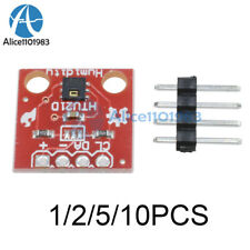 Htu21d Temperature And Humidity Sensor Module Board Breakout For Arduino