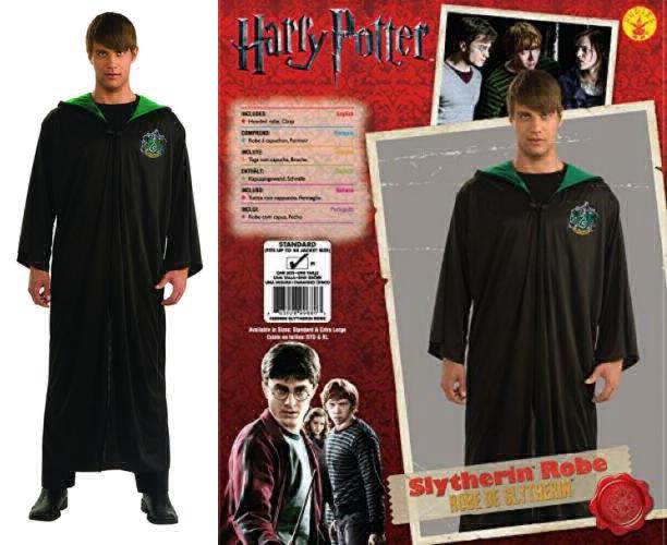 Analytique Rubie's Officiel Harry Potter Serpentard Robe Adultes Costume-medium Divers Styles