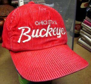 bf14ddae61c Image is loading OHIO-STATE-Sports-Specialties-baseball-hat-Buckeyes-OSU-