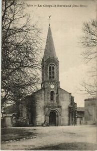 CPA LA CHAPELLE-BERTRAND Eglise de La Chapelle-Bertrand (1141163)