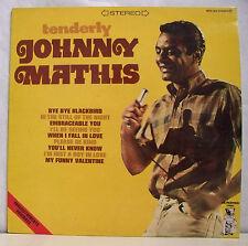 "33 tours JOHNNY MATHIS Disque Vinyl LP 12"" TENDERLY - MR.PICKWICK 269"