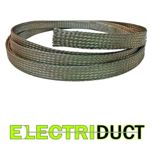 304 Acier Inoxydable Tressé Gaine-electriduct