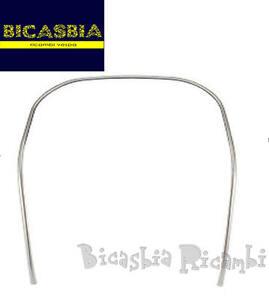 0007 Bordure Scudo Garniture De Protection Aluminium Vespa 125 Primavera