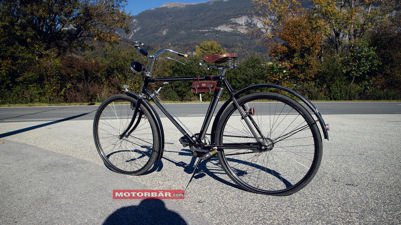 ADLER FAHRRAD BIKE Stahlrad Steel Vintage Roadbike Rad
