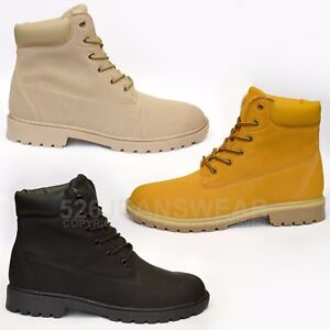 Loyalty-amp-Faith-para-hombre-de-Diseno-Con-Cordones-Piel-Sintetica-High-Top