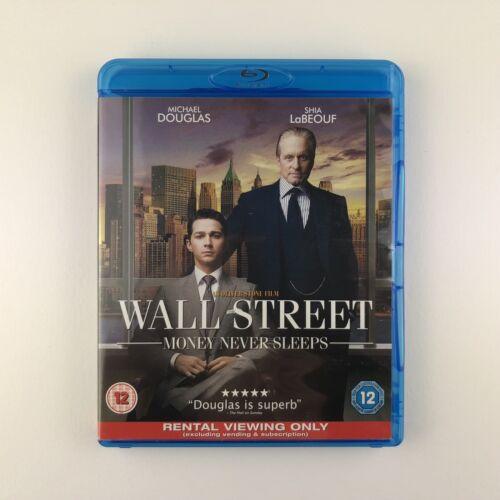 1 of 1 - Wall Street: Money Never Sleeps (Blu-ray, 2011) r