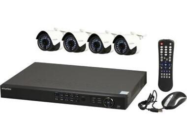 LaView Premium 8 Channel IP Surveillance System