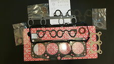 GENUINE ELRING VW G60 MK2 GOLF RALLYE CORRADO PG 1H HEADGASKET SET  HEAD GASKET