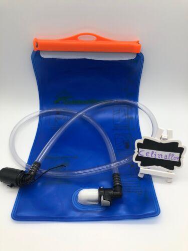 Nouveau hydratation vessie avec étanche système de connexion 2.5 L Livraison Gratuite!!!