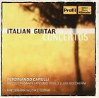 "Italian Guitar Concertos (CD, Aug-2005, Profil - Edition Gnter H""nssler)"