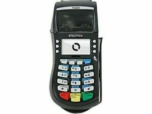 Hypercom Equinox T4220 Credit Card Machine - Retail Price $109