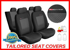 Tailored seat covers for Mercedes C Class W203   2000 - 2007   FULL SET