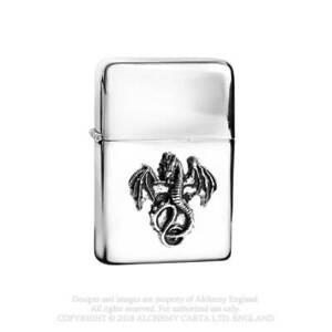 Alchemy-England-Gothic-AAZ27-Encendedor-Clasico-a-Petrol-Dragon-en-Peltre-Lighte