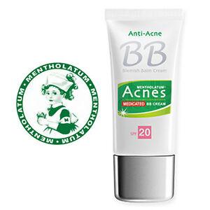 mentholatum anti acne bb cream medicated blemish balm spf 20 made in korea ebay. Black Bedroom Furniture Sets. Home Design Ideas