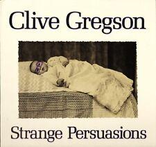 CLIVE GREGSON strange persuasions FIEND 45 uk demon 1985 LP PS EX/EX