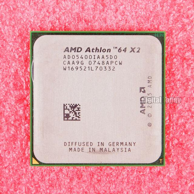 AMD Athlon 64 X2 5400+ 2.8 GHz Dual-Core CPU Processor ADO5400IAA5DO Socket AM2