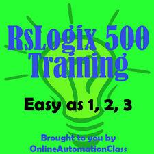 Allen Bradley RSLogix 500 Training Video
