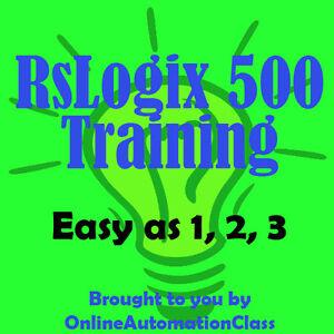 Allen-Bradley-RSLogix-500-Training-Video