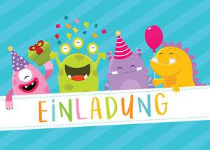 einladungskarten einladungen kindergeburtstag geburtstag