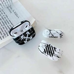 Nike X Offwhite Luxury Stylish Airpods Case Cover Hypebeast Case