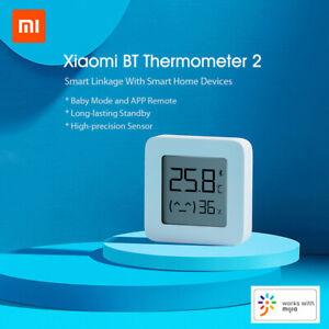 Xiaomi Thermometer Wireless 2 LCD Smart Hygrometer Humidity Sensor