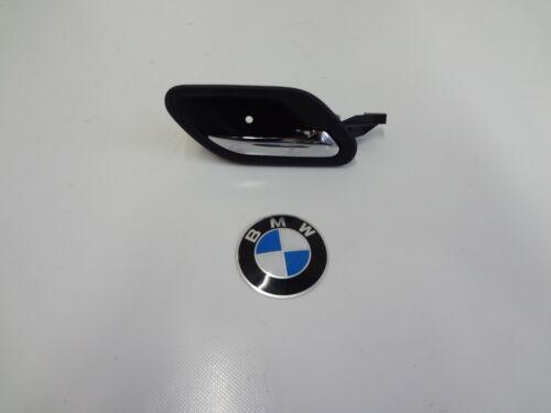 hinten 8125514 BMW 5er E39 E38 Türgriff Türöffner innen Chrom rechts vorne