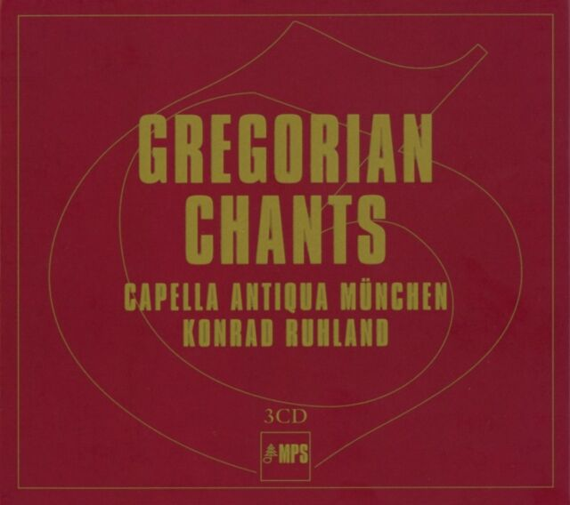 CAPELLA ANTIQUA CHORAL SCHOLA - Gregorian Chants