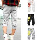 Fashion Men's Shorts Casual Cotton Blend Jogging Sport Gym Shorts Trousers Pants