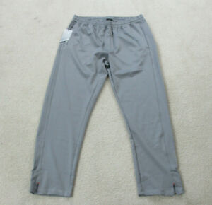 NEW-Greg-Norman-Pants-Adult-Large-Gray-Shark-Golf-Golfer-Golfing-Slacks-Casual