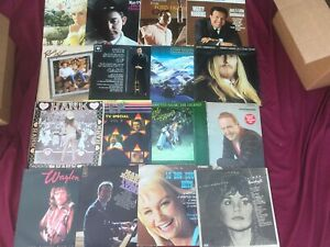Details about 7 Country VG Record LOT 70s Albums Mixed Vinyl Southern Rock  Bands Folk 1950-80s