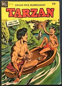 Tarzan-11-Sept-1949-Jesse-Marsh-Art