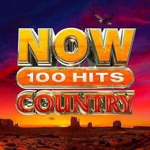 NOW-100-HITS-COUNTRY-5-CD-Various-Artists-New-Release-13-03-2020