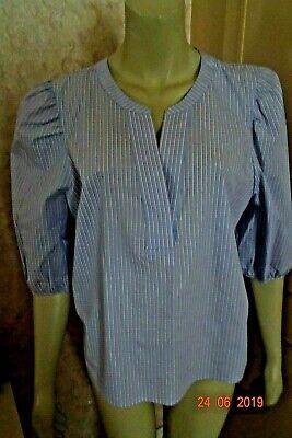 Women's Clothing Fashion 10 12,14 RRP 28 KALEIDOSCOPE PURPLE ...