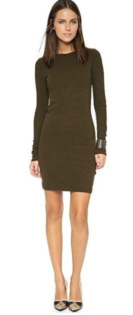 Alice & Olivia Olivia Olivia Ferris Fitted Mini Dress Size 4 (small) be266c
