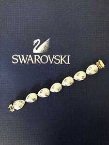 Details about New Atelier Swarovski Moselle Bracelet Small 5298440