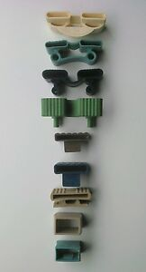 Lattenrost-Leisten-Rollrost-Halter-Kappen-Versteller-Versand-moeglich