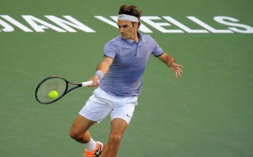 Nike Indian Wells Federer Rf Roger 2014 nzqHagw
