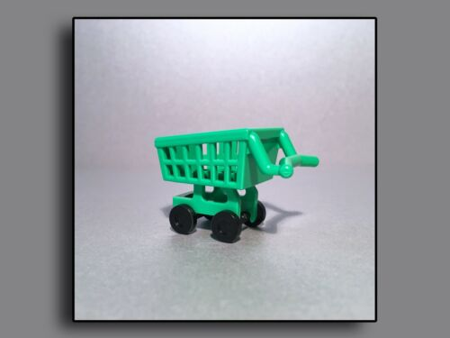 Lego Figuren Einkaufswagen Einkaufskorb Korb ZUBEHÖR City Friends